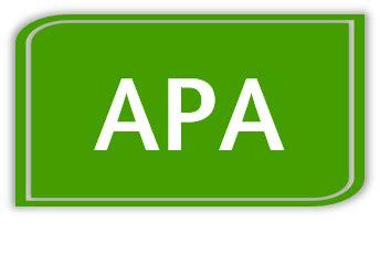Apa essay citations